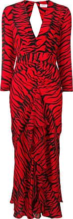 Rixo Vestido estampado - Vermelho
