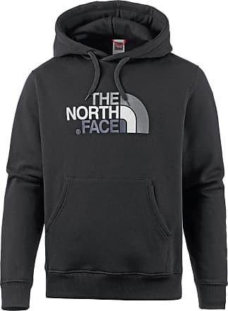 The North Face Drew Peak Hoodie Herren in tnf black-tnf black, Größe L