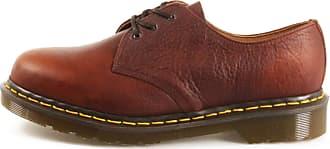 Dr. Martens 1461 Crazy Horse Shoes UK 9.5 Dark Brown