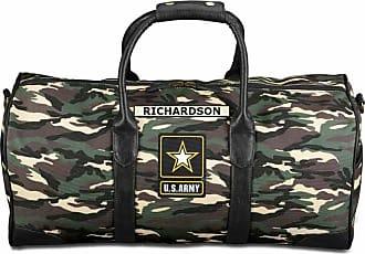 Danbury Mint Personalized U.S. Army Duffel Bag