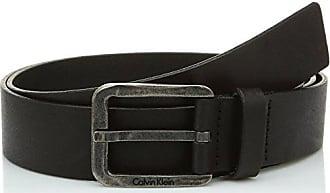 Calvin Klein Jeans K50K501207, Ceinture Homme, Noir (Black), FR  90 adcd4670367