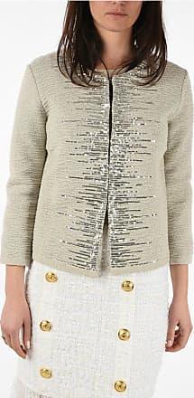 Blumarine wool sequined blazer Größe 44