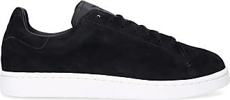 Yohji Yamamoto Leather Sneakers YOHJI COURT