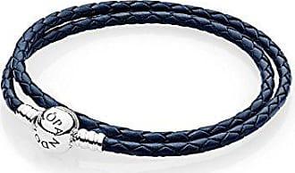 9b547407ec2c Pandora Pulsera cuerda Mujer plata - 590745CDB-D1