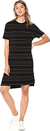 Daily Ritual Jersey Short-Sleeve Boxy Pocket T-Shirt Dress Donna Marchio