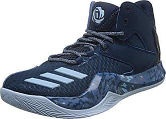 best loved 53dc7 7c061 adidas D Rose, Scarpe da Basket Uomo, Blu Blue, 44 EU