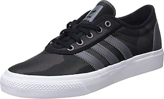 adidas Menss Adi-Ease Skateboarding Shoes Black Cblack/Dgsogr/Ftwwht, 4 UK