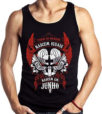 Dragon Store Camiseta Regata Homens de Junho Gemeos os Melhores Signo