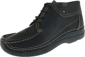 Wolky 6266500 Mens Lace-Up Shoes Black Black Size: 7 UK