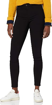 Pieces Womens PCSKIN WEAR JEGGINGS BLACK/NOOS Jeans, Black, 34 (Manufacturer size: X-Small)