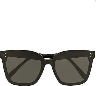 Gentle Monster Her 01 square-frame sunglasses - Black