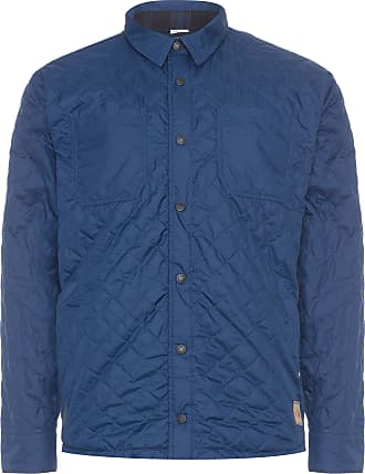 The North Face JAQUETA MASCULINA POINT FLANNEL - AZUL