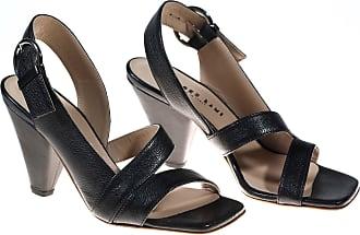 Ettore Lami sandalo tacco, 37 / nero