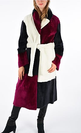 Drome Reversible Real Fur Coat Größe S
