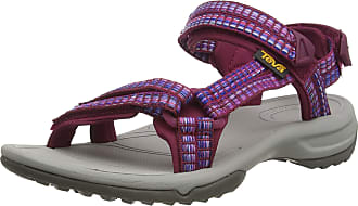 Teva Terra Fi Lite, Womens Open Toe Sandals, Red (Red Plum Rpl), 9 UK (42 EU)