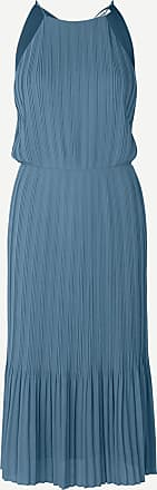 Samsøe & Samsøe Myllow Mid Langes Kleid 6621 - polyester | blue | Medium (38-40) - Blue/Blue