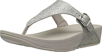 1739627e5102 FitFlop Womens the Skinny Sparkle Flip Flop