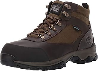 7db5719af70 Timberland Mens Keele Ridge Steel Toe Waterproof Industrial Boot, Brown, 10  W US