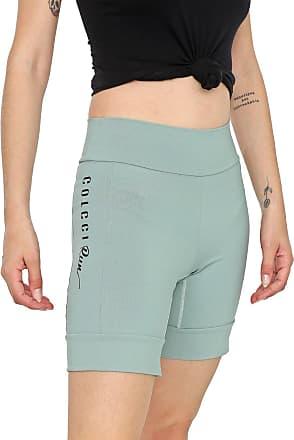 Colcci Fitness Short Colcci Fitness Logo Verde