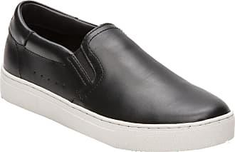 DKNY Donna Karan CRIS Mens Slip-on Loafer Flats (9 UK 43 EU 10 US, Black)