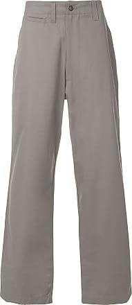 E. Tautz Calça pantalona - Cinza
