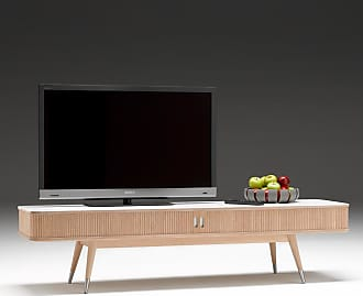 Naver Collection AK 2720 TV Stand Corian & Oak