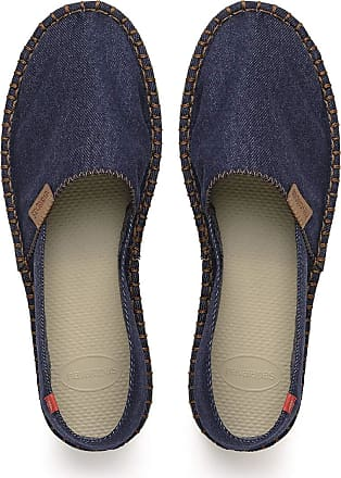 Havaianas Unisexs Origine New Relax Sneakers, (Navy Blue), 10 UK
