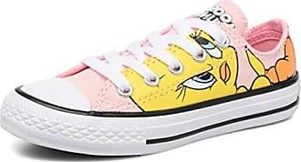 c8dadf1ffc6a Converse Scarpe Sneakers CHUCK TAYLOR ALL STAR OX TWETTY Bambine Rosa  758237C-RO