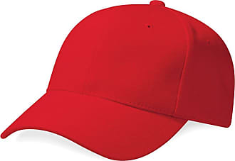 Beechfield Pro Style Heavy Cap Colour=Classic Red Size=O/S