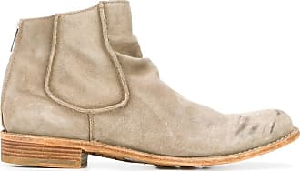 Officine Creative Le Grand textured ankle boots - Grey