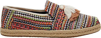 Toms Womens 10013382 Espadrilles, Red, 5.5 UK