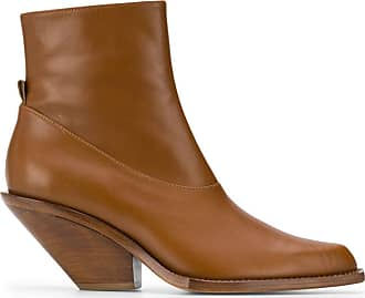 Just Cavalli Texas ankle boots - Brown
