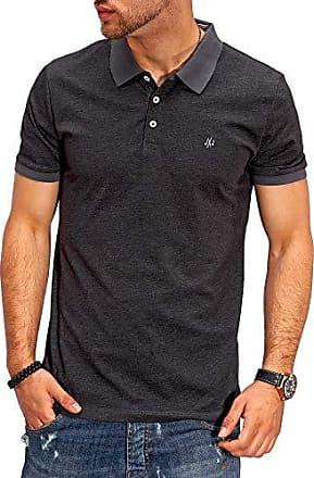 Jack /& Jones Herren Poloshirt Polohemd Kurzarmshirt Herrenshirt Shirt T-Shirt
