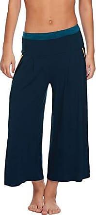 Body Glove Active Womens MAIA Palazzo Activewear Yoga Pant, Alpine Moonlight, Medium