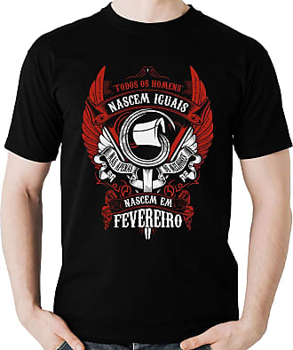 Dragon Store Camiseta Homens de Fevereiro Aquario os Melhores Signo