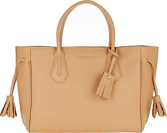 a0f0ab509ceff Longchamp Penelope Tote Bag M Leather Natural Tote beige