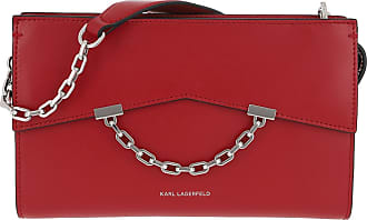 Karl Lagerfeld Clutch - Karl Seven Clutch Klassik Red - red - Clutch for ladies