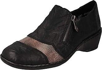 Rieker Damen Halbschuh Julika Weite H: Schuhe & Handtaschen
