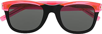 Saint Laurent Eyewear Óculos de sol SL 51 - Laranja