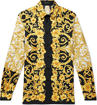 61f2d2b0 Versace Shirts for Men: Browse 616+ Products | Stylight