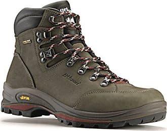 und Wander Grisport Unisex Schuhe Herren und Damen Terrain Low Gritex Trekking Halbschuh aus hochwertigem Wildleder Vibram-Sohle Membrankonstruktion