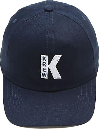 Kr3w Boné Krew Strapback Krew Daddy Cap Washed Azul-Marinho