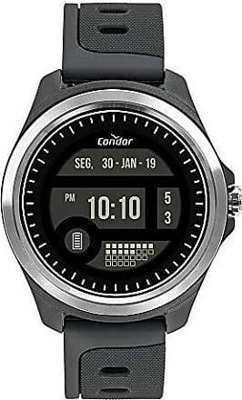 Condor Relógio Condor Digital Cow05caa/8c 10 Mostradores