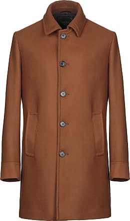 Manteaux pour Hommes en Marron − Maintenant : jusqu''à −85