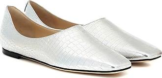 Jimmy Choo London Joselyn leather ballet flats