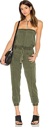 Young Fabulous & Broke Luke Jumpsuit in Green