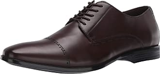 Kenneth Cole Reaction Mens RMS0064AM Eddy BRG Lace Up Ct Size: 6.5 UK Brown