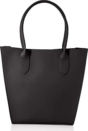 Pieces Womens PCMILIAN SHOPPER Bag, Black, 40 x 35 10