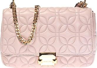 Michael Kors Sloan Shoulder Bag Womens Pink