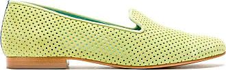 Blue Bird Shoes Loafer Saudade camurça - Verde